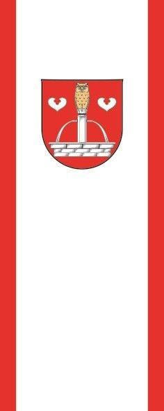 Fahne Fahne Fahne Flagge Quickborn im Hochformat verschiedene Größen db9771