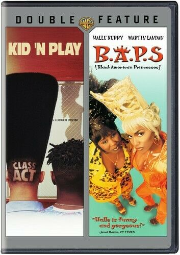 Class Act (1992) / B.A.P.S.: Black American Princesses DVD NEW