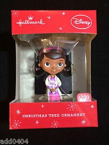 HALLMARK - DISNEY - Doc McStuffins - Christmas tree ornament - 2014 - NIP