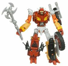 Transformers Rts WRECKGAR Complete Hasbro Reveal The Shield Deluxe w manual