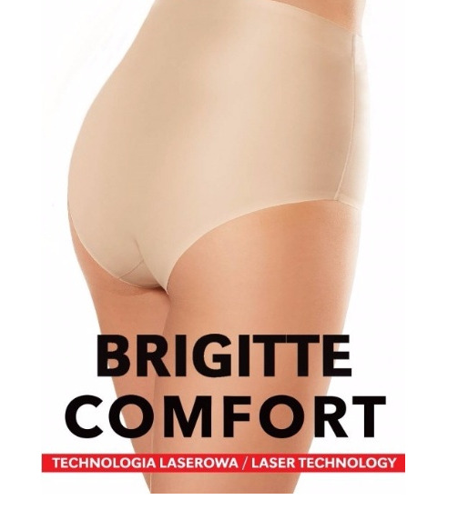 GATTA BRIGITTE Ultra Comfort Laserschnitt unsichtbare nahtlose LASER CUT Farben