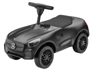 Véritable Mercedes-benz Bobby Benz Enfants Amg Ride On Car Metallic Noir 2017