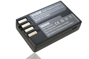 2x Batería Para PENTAX OPTIO D-Li109 DLi109 D-Li 109