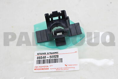 8934833020 Genuine Toyota RETAINER NO.1 89348-33020 ULTRASONIC SENSOR