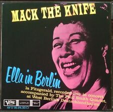 Mack the Knife / Ella In Berlin, Ella Fitzgerald Vinyl Record