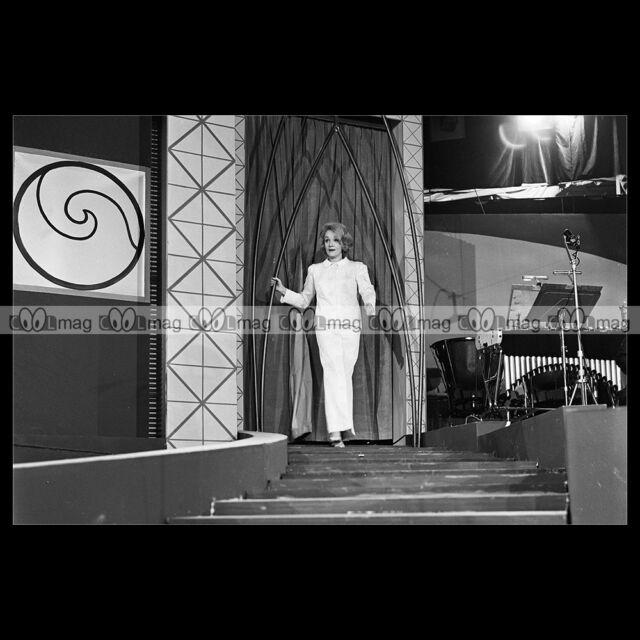 #phs.005536 Photo MARLENE DIETRICH 1963 Star
