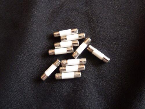 CERAMIC SLOW BLOW FUSE 2A 2AMP T2AH20 x 5 mm 250V RoHS