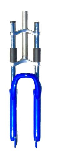 "DONSP1986 Bicycle fork 26/"" Combo-triple tree suspension fork and 1 1//8/"" Headset"