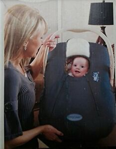 Cozy-Cover-Premium-Collection-Infant-Car-Seat-Cover-Charcoal-35-5-034-X-25-5-034