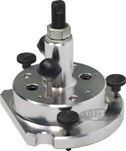 Tool Hub 2 in 1 Crankshaft Seal Flange Installing Diesel Engine for VW Audi VAG