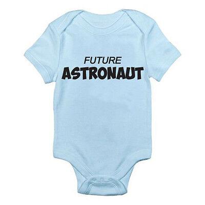 Space Fun Themed Baby Grow Shuttle NASA FUTURE ASTRONAUT Moon Suit
