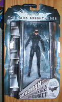 Batman The Dark Knight Rises Movie Masters Catwoman Goggles Down Variant Figure