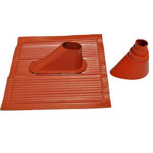 Dachabdeckung-ALU-Dach-Ziegel-Dachpfanne-Kustoff-mit-Gummimanschette-Gummidicht
