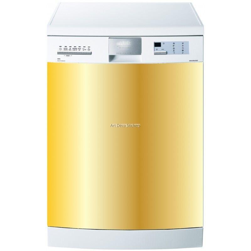 Adesivi Lavastoviglie Uni color gold 60x60cm 091 color 091