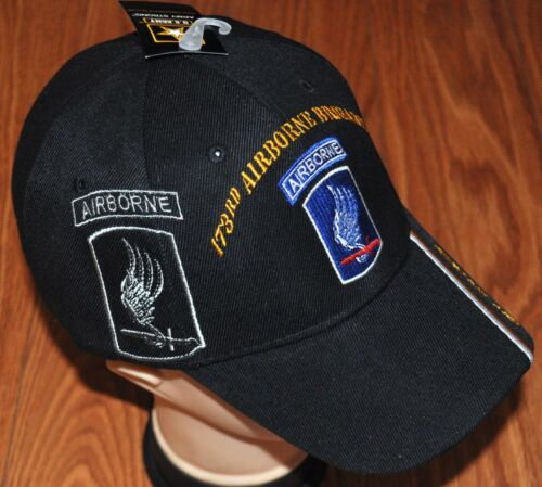 Nouveau 173rd AIRBORNE BRIGADE US Army Hat casquette ciel soldats équipe de Combat Veteran