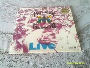 POP & BLUES FESTIVAL 70 LIVE. 2 LPS GATEFOLD. MCA. OS 69032. 1970.