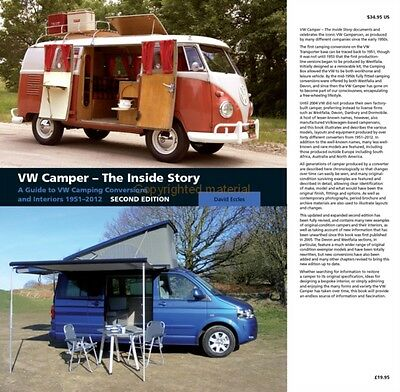 VW Camper - The Inside Story: A Guide to VW Camping Conversions a...