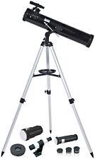 Riflettore 700-76 ASTRONOMICO newtonian Performance Telescopio 76x700 & Treppiede