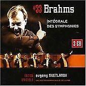 Brahms : Integrale Des Symphonies, Music