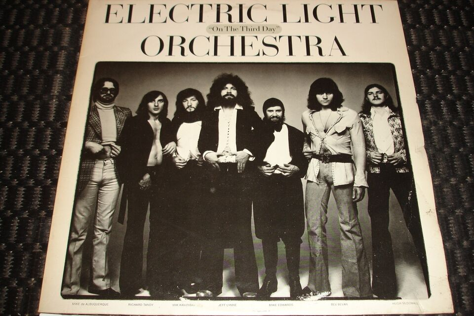 LP, Electric Light Orchestra, On The Third Day