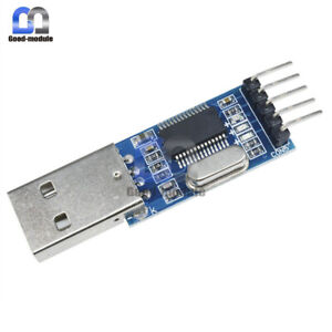 PL2303HX USB To RS232 TTL Auto Converter Module Converter Adapter For arduino U