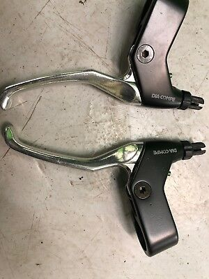 500 Vintage Set Dia-Compe 987 Cantilever Brakes Brake Lever MTB BMX Brake NOS