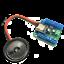miniature 1 - Module sonore - 14 sons personnalisables / animations modélisme train HO N