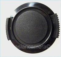 Lens Cap For Sony Dcr-trv128 Trv130 Trv330 Dcr-trv138 Snap-on Front Safety Cover