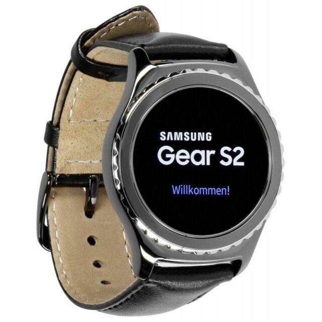 Samsung Gear S2 Classic SM-R732 Smartwatch 40mm Black