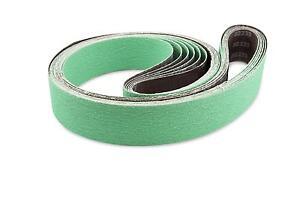 2 1//2 X 48 Inch 60 Grit Metal Grinding Ceramic Sanding Belts Long Life 6 Pack