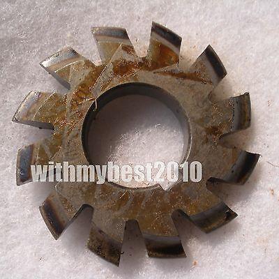 Lot 1pcs HSS M4 20 degree #2 Cutting Range 14-16 Teeth Involute Gear Cutter