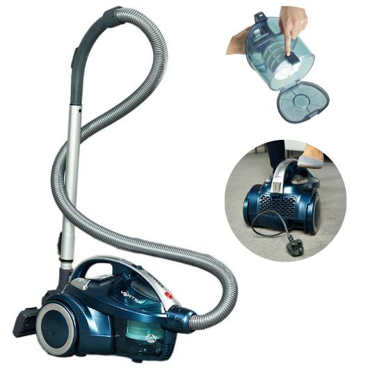 Hoover Se71vx04 Vortex Bagless Cylinder Vacuum Cleaner
