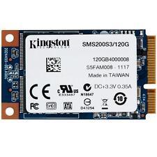 Kingston 120G SSDNow Internal SSD mSATA Solid State Drive MLC 120GB for Computer