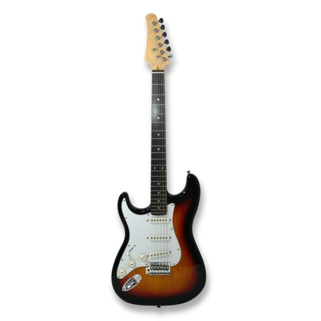 kmise left hand electric guitar neck for st parts maple with 22 frets bolt on for sale online ebay. Black Bedroom Furniture Sets. Home Design Ideas