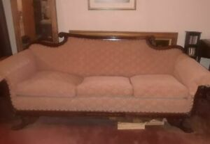 Antique Sofa Over 100 Years Old Ebay