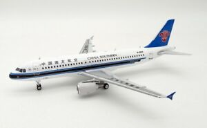 Vols en vol 200 If320cz01 1/200 China Southern Airlines A320-200 B-9930 avec support
