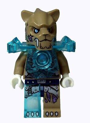Lego Strainor tiger minifigure from set 70227 loc099 Legends of Chima #NEW#