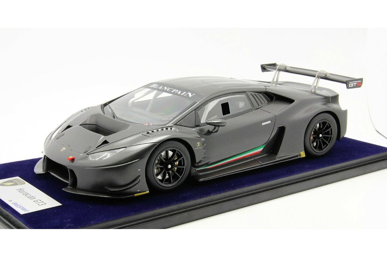 1 18 Looksmart Looksmart Looksmart Lamborghini Huracan GT3 Full Carbon Free Shipping  MR BBR fca7e7