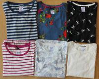 Ex Next Long Sleeve Cotton T-shirt Tops 4 5 6 7 8 9 10 11 12 13 14 NEW Zebra