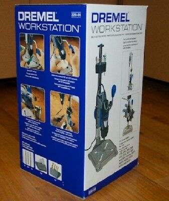 In-Depth Review: Dremel 220-01 Rotary Tool Workstation ...