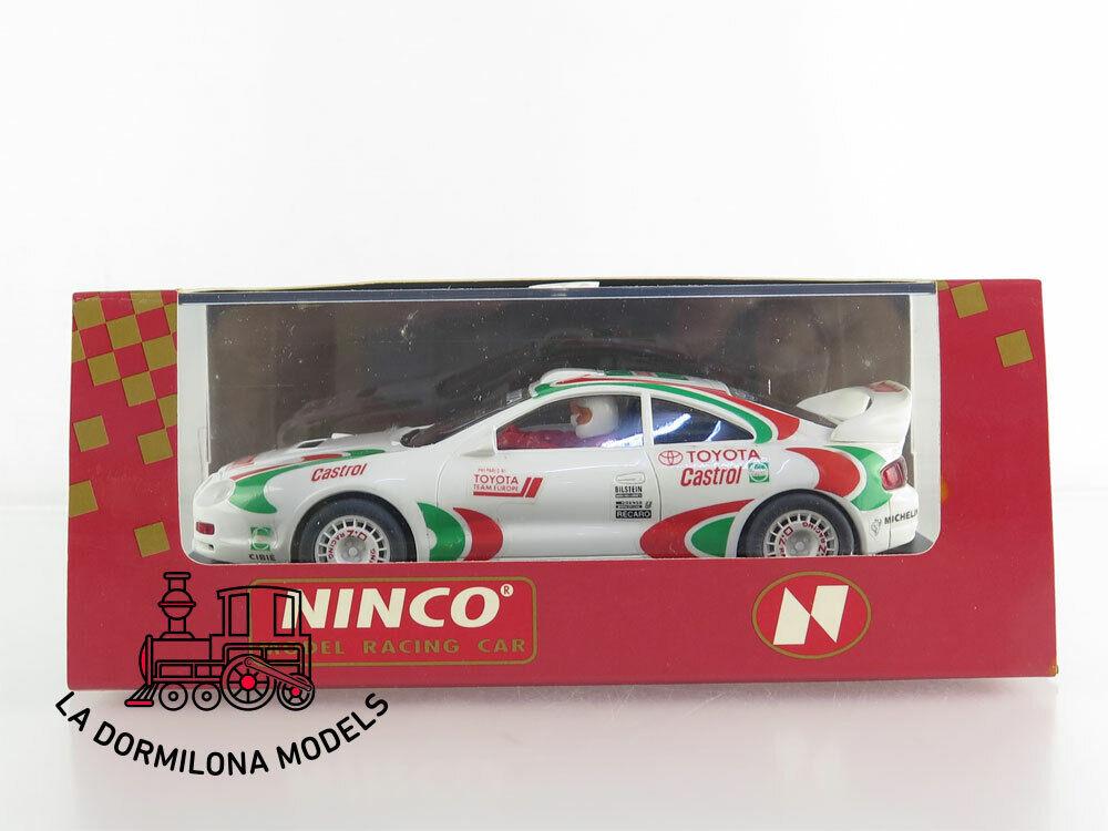 NINCO 50109 TOYOTA CELICA GT-FOUR CASTROL NUEVO A ESTRENAR
