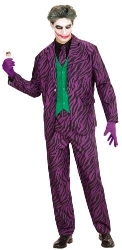 Scary Jolly Joker Herrenkostüm NEU