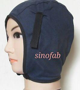 e07ab735f79f2 Image is loading Hard-Hat-Safety-Helmet-Fleece-Liner-Flame-Retardant-