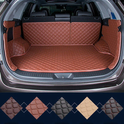Passenger /& Rear Floor GGBAILEY D4537A-S2A-RD-IS Custom Car Mats for 2007 2008 Honda FIT Red Oriental Driver
