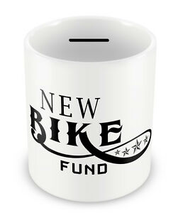 New-Bike-Fund-Money-Box-Piggy-Bank-Cycling-Motorbike-savings-penny-jar-74