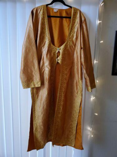 African Duster Cardigan ABAYA Kimono Robe Coat Jac