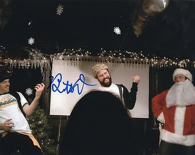 Brett Gelman Signed 8x10 Photograph W/coa 30 Minutes Or Less #1 Can Be Repeatedly Remolded. Autographs-original Movies