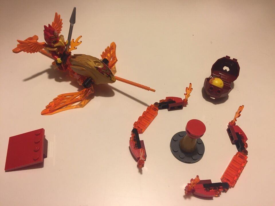 Lego andet, 70137, 70151