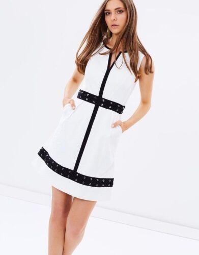 Millen Aline Karen 38 oogje partij cocktailrassen jurk 10 veter Dy188 textuur N80XnOkwP