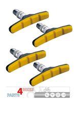 70 mm Blau P4B symmetrische Bremsschuhe f/ür V-Brake